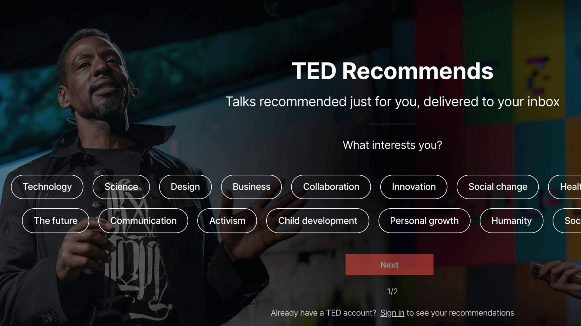 ted-website