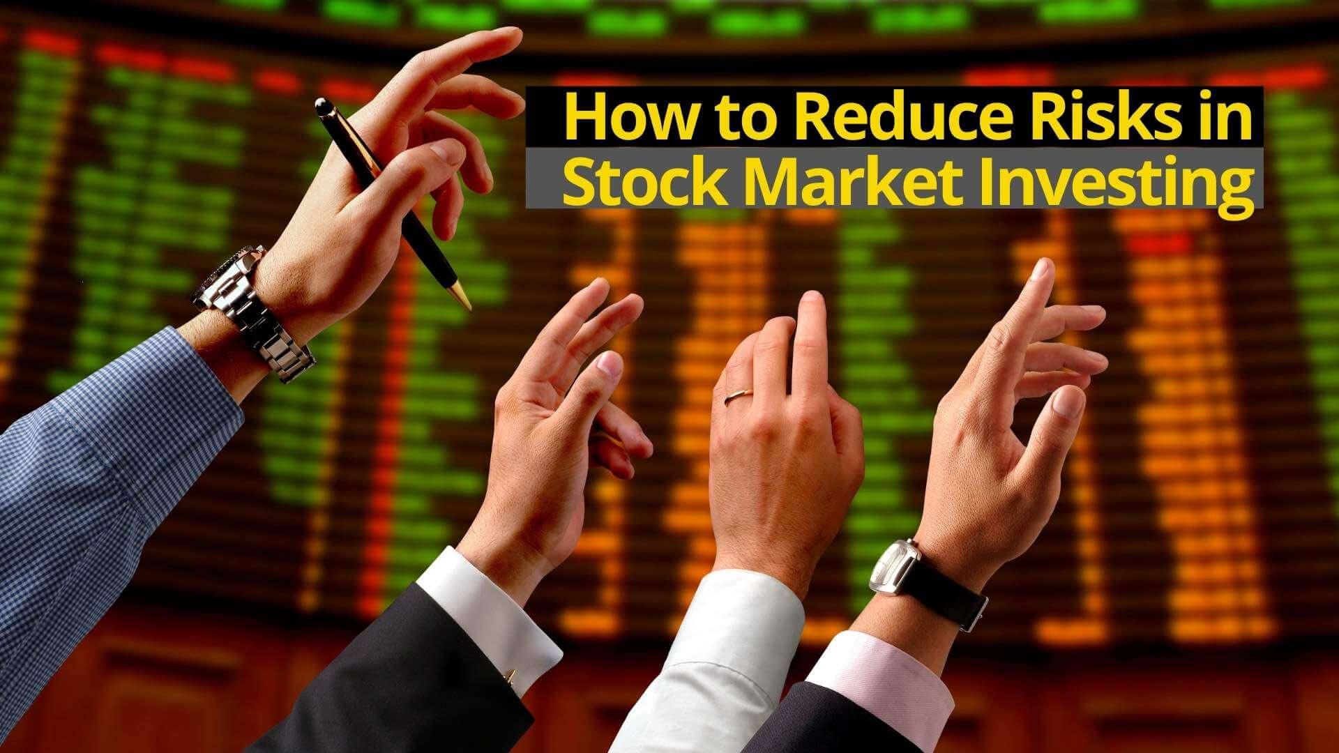 reduce-risks-stock-market