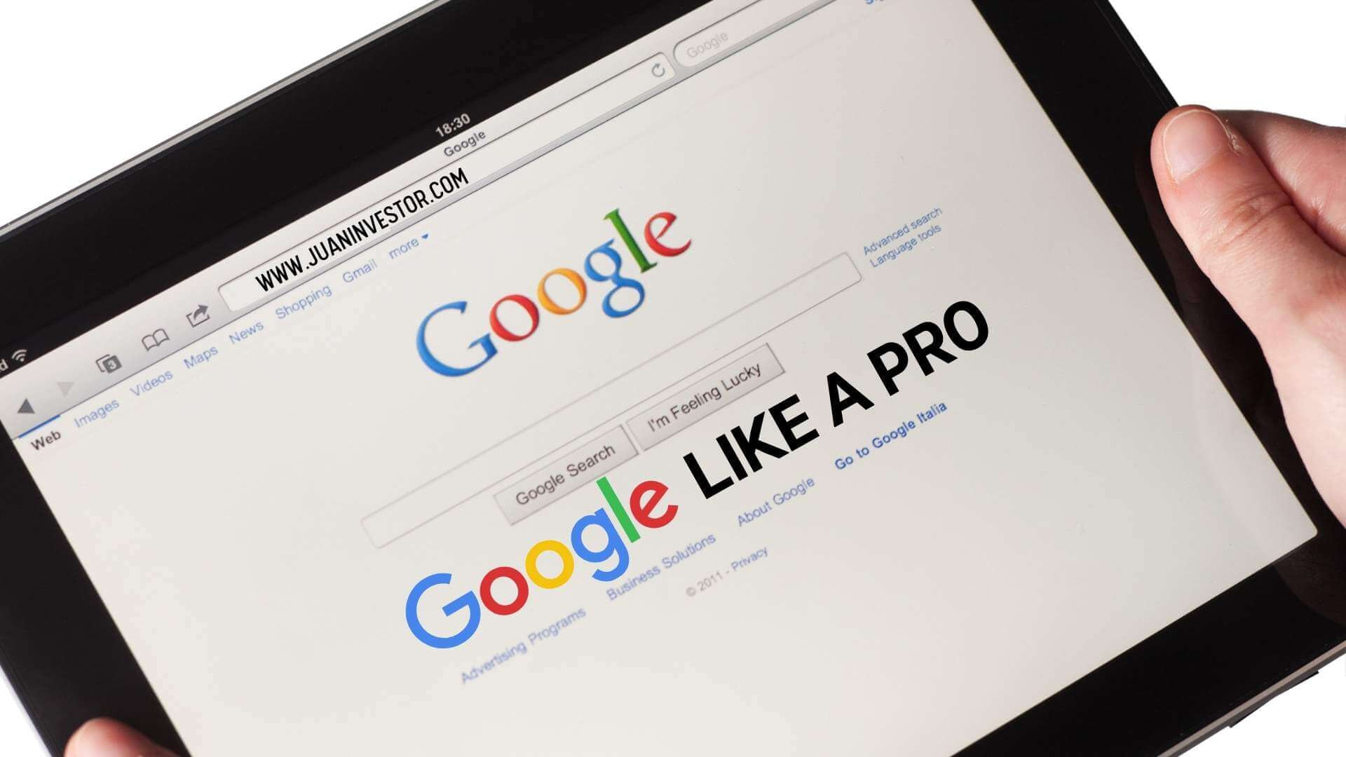google-like-a-pro